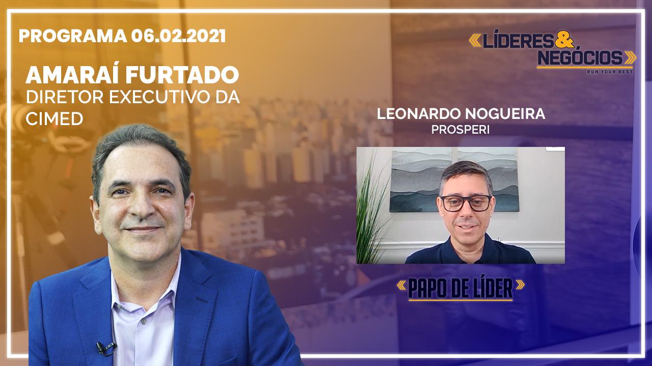 Amaraí Furtado e Leonardo Nogueira | 06.02.2021